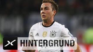 Mario Götze is back: Bereit für neue Heldentaten | DFB-Team | England - Deutschland
