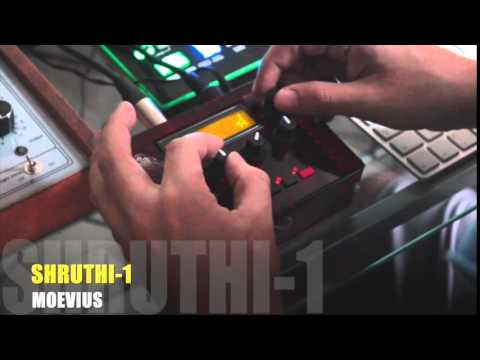 Shruthi Mutable Instruments Demo Patches