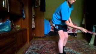 урок хоккея на траве и индор хоккея