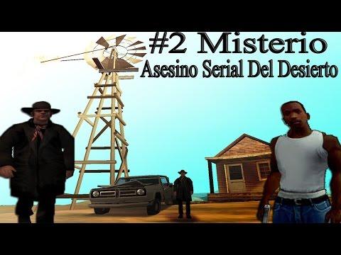 Misterios Del GTA San Andreas (No Mods) - 2# Asesino Serial Del Desierto