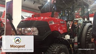 CASE IH #Agritechnica 2017 Tractors and combines - T. Panadero