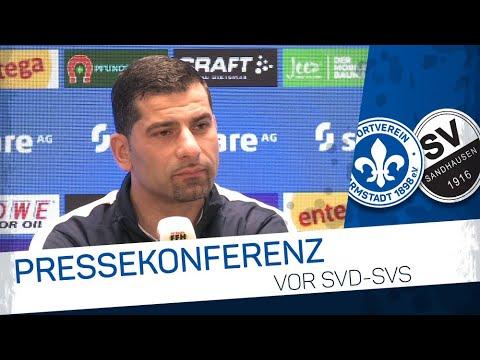 Darmstadt 98 | Pressekonferenz vor SVD-SVS
