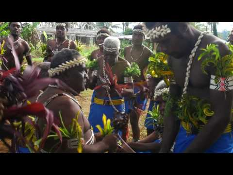 Solomon Islands Traditional Village Visit