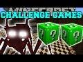 Minecraft: JUMPY BUG CHALLENGE GAMES - L