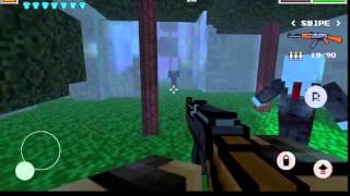 Pixel gun 3D часть 3