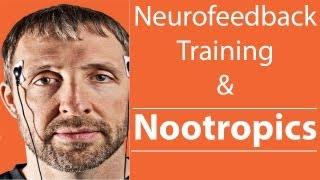 Dave Asprey Neurofeedback Training and Nootropics