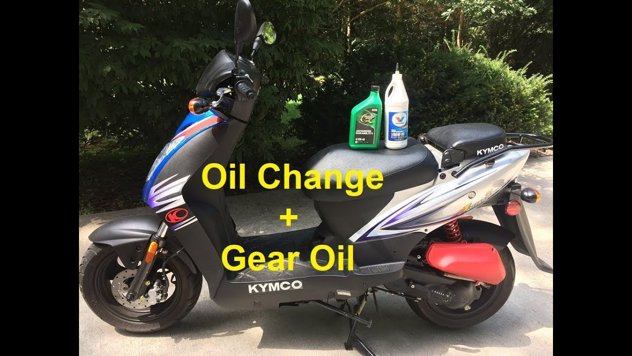 kymco agility 50 oil change gear oil change youtube. Black Bedroom Furniture Sets. Home Design Ideas