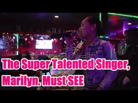 The SUPER talented singing sensation in Kauai | A great place to Karaoke | WB's Restaurant/Bar