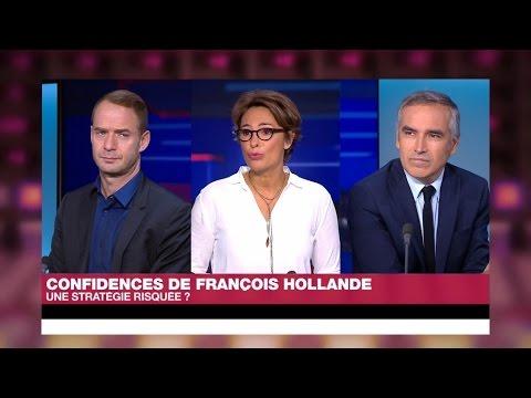 Confidences de François Hollande : une stratégie risquée ?