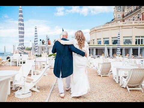 CLIP DE MARIAGE / SHORT WEDDING FILM BIARRITZ