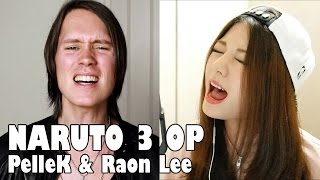 Download Mp3 Naruto 3 Op - Kanashimi Wo Yasashisa Ni ┃raon & Pellek Cover