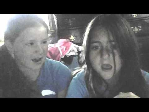Hannah, Madison, & Mary-Kate: Singing Wide Awake by: Katy Perry