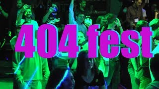 Культовый фестиваль 404 fest - финальная вечеринка в Самаре