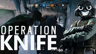 Siege Clips: Knife=Best Operator