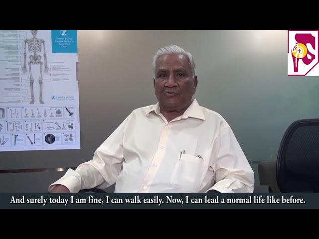 Dr Pranav Shah   Patient Pravinbhai   Testimonial