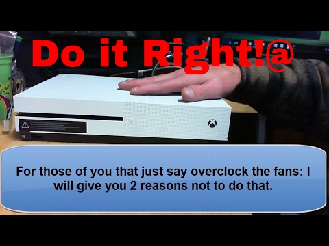 Proper cleaning and maintenance of your Xbox One S