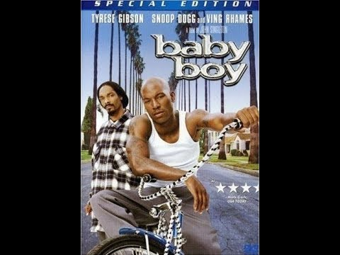 Opening to Baby Boy 2001 DVD - YouTube