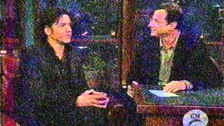 Bob Saget Hosts The Late Late Show w/ Guest John Stamos (2004)
