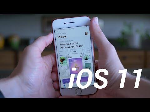 iOS 11: App Store Redesign!