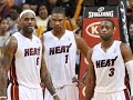 After Lebron, Wade and Bosh |  What is Next for the Miami Heat?