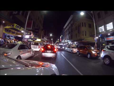 Adelaide Nightlife - Rundle & Hindley Streets