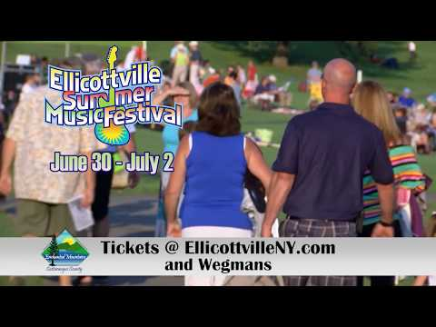 Get your Summer Music Festival Tickets SOON!