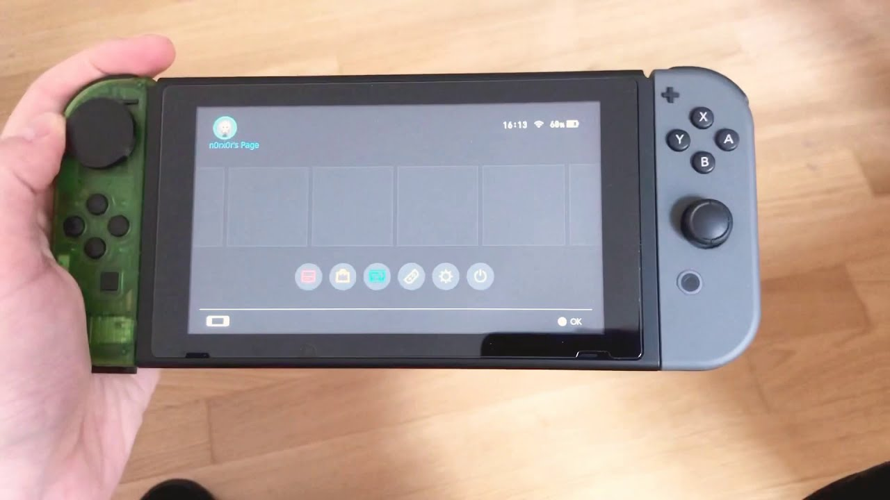 Modder αντικαθιστά το Joy-Con joystick με 3D capacitive trackpad