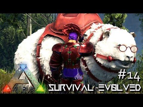 ARK: Survival Evolved - LEECH POLAR BEAR & NEW UPDATE !!! - SEASON 4 [S4 E14] (TheCenter Gameplay)