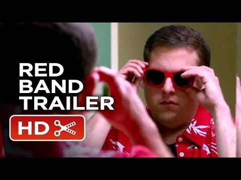 22 Jump Street Official Red Band TRAILER 1 (2014) - Channing Tatum Movie HD