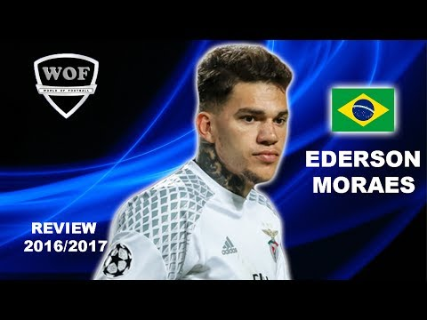 EDERSON MORAES   Best Saves & Overall Goalkeeping   2016/2017 Welcome To Manchester City (HD)