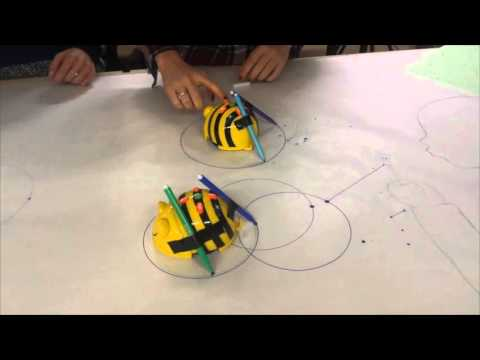 BEE BOT art project