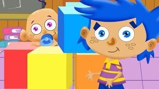 Tengo Cuatro Cubos - Canciones de la Familia Blu