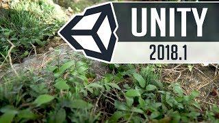 UNITY 2018.1   HD SRP, ECS, Shader Graph, and MORE! (Review)