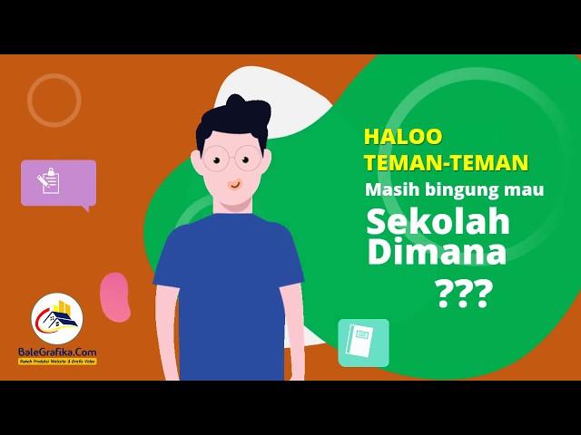 Contoh Iklan Promosi Sekolah Penerimaan Siswa Baru Sekolah Darul Arifin Youtube