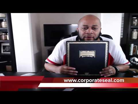Order Your Corporate Seal Kit