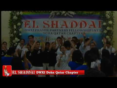 EL SHADDAI Doha Qatar Weekly Gawain - 03 March 2017 with Bro. Rex America