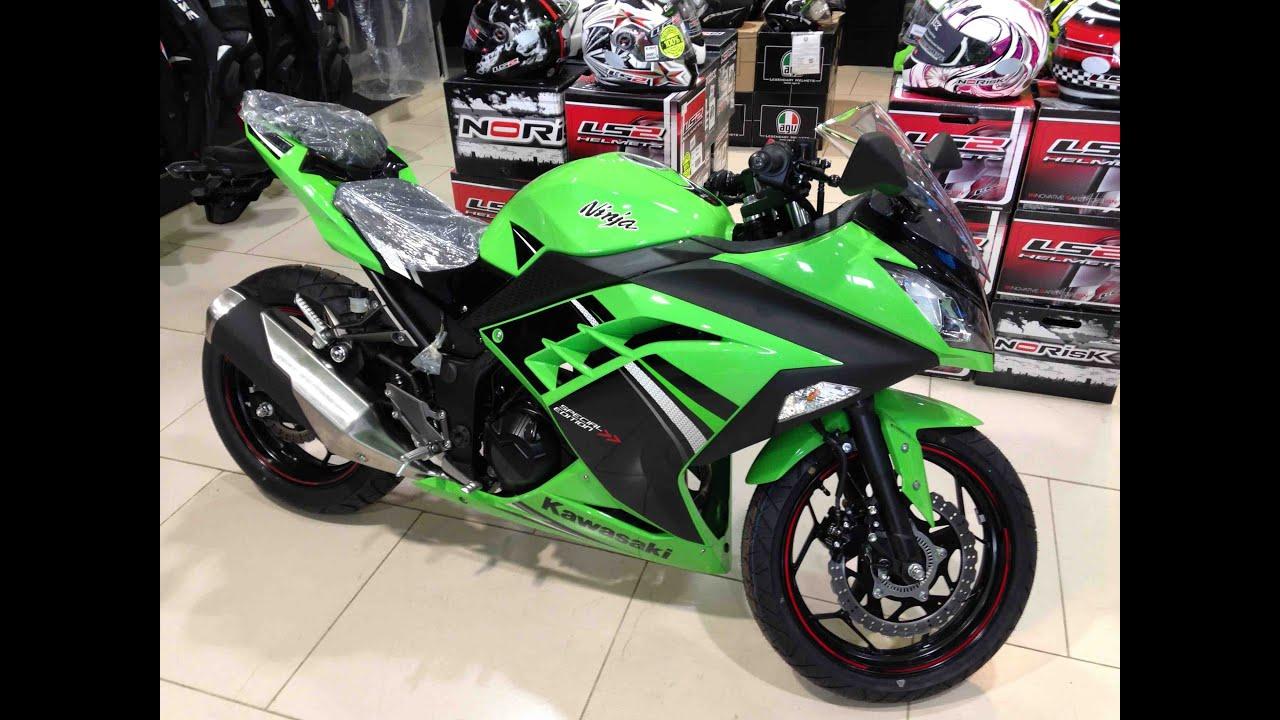 2014 Kawasaki Ninja 300 Abs идеи изображения мотоцикла