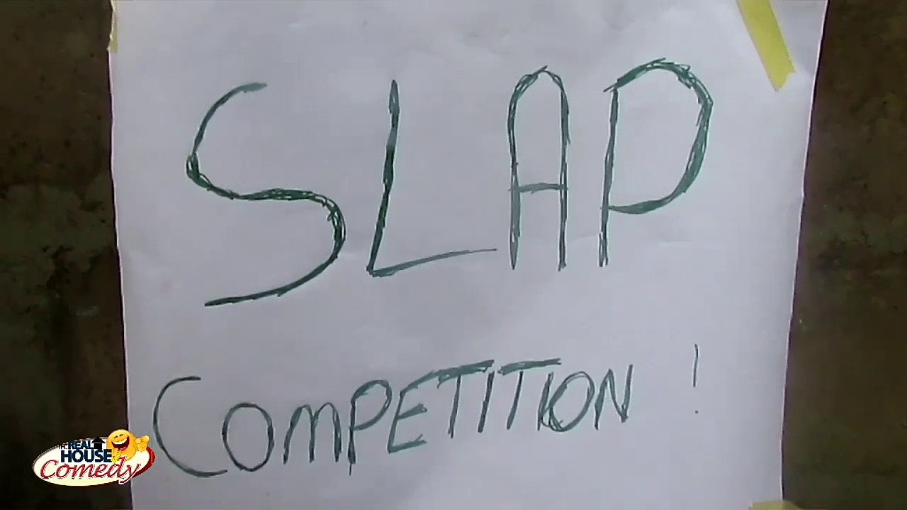 Download Slap competition (Real House Of Comedy) (Nigerian Comedy)