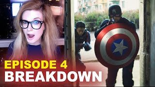 The Falcon & The Winter Soldier Episode 4 BREAKDOWN! Spoilers! Easter Eggs & Ending Explained!