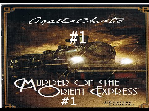 Murder On The Orient Express #1