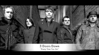 3 doors down every time you go new single
