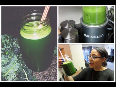 Juicing With A Nutribullet