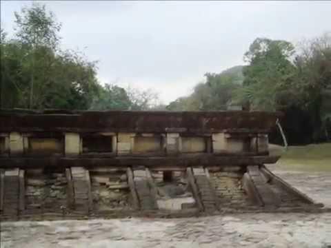 Tajín. Archaeological Zone. Veracruz, Mexico. 2012..wmv