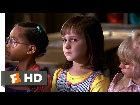 Matilda (1996) - I Will Get You, Agatha Scene (8/10) | Movieclips