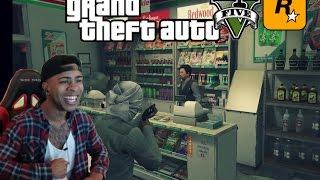 GTA 5| Store Robbery