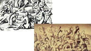 2266(1)+ 1339 Mystery of Cannibalism by Leonardo da Vinci (ミ...