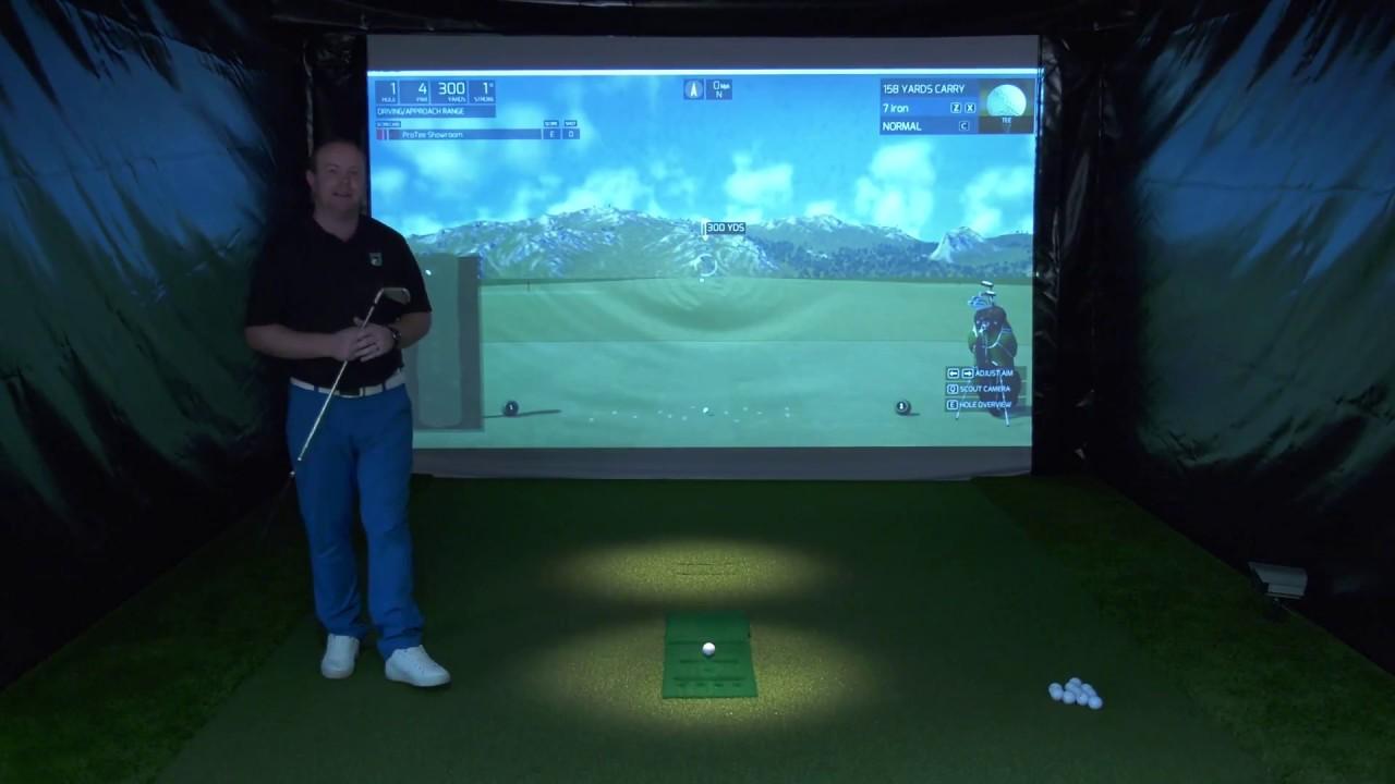 protee golf simulator forum