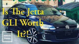 Is The Volkswagen Jetta GLI Autobahn Edition Worth It?- Vehicle Points Review
