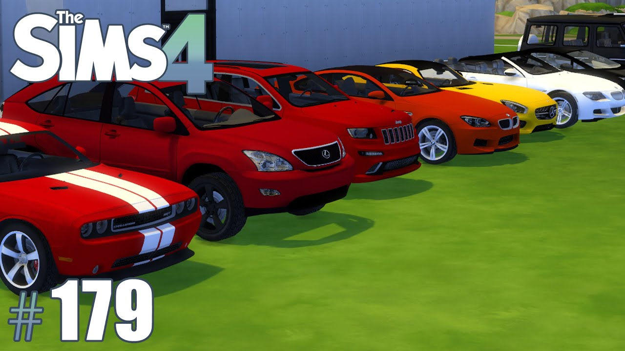 Sims How To Add Cars To In City