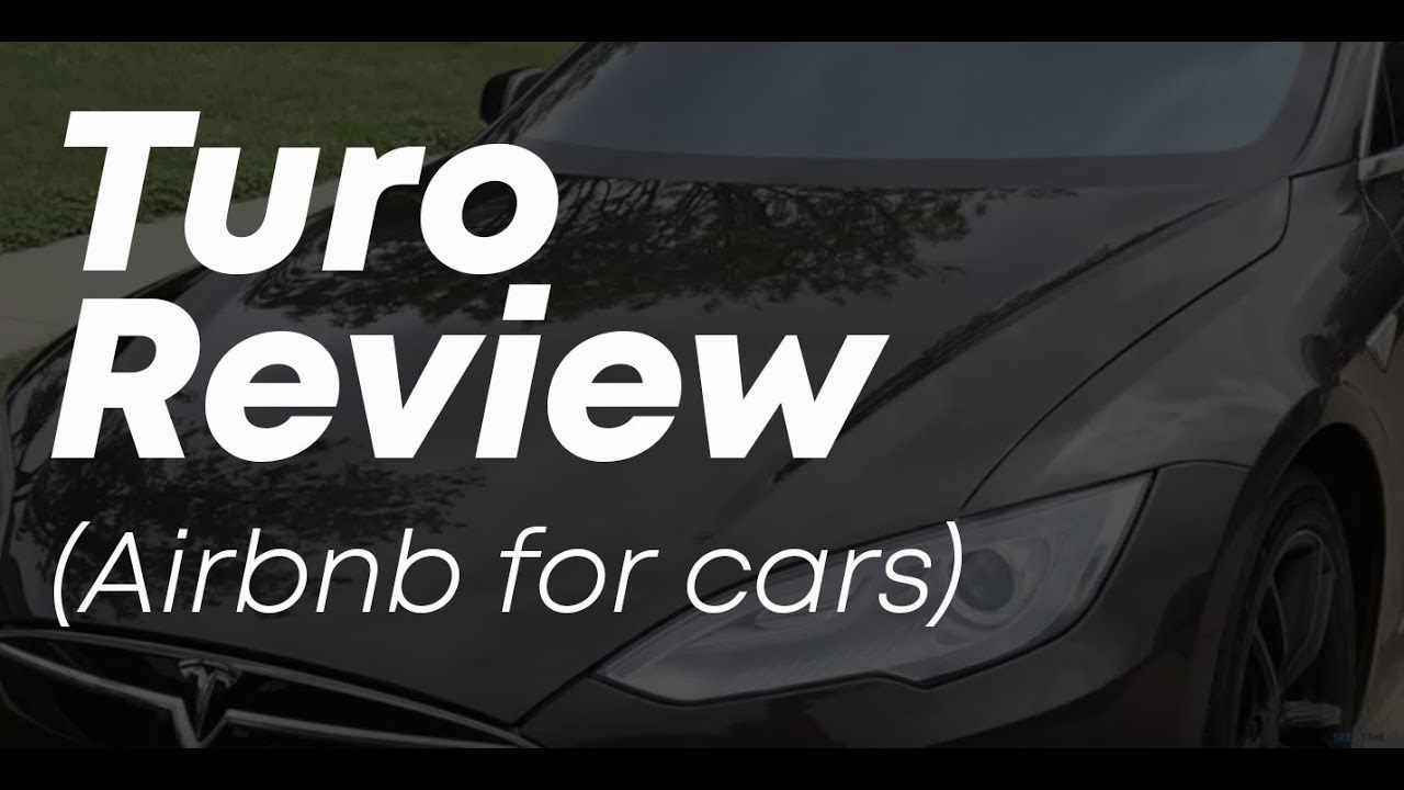 Airbnb For Cars >> Turo Car Rental Review Airbnb For Cars Youtube